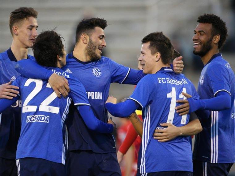 Коноплянка забил супер-гол за«Шальке»