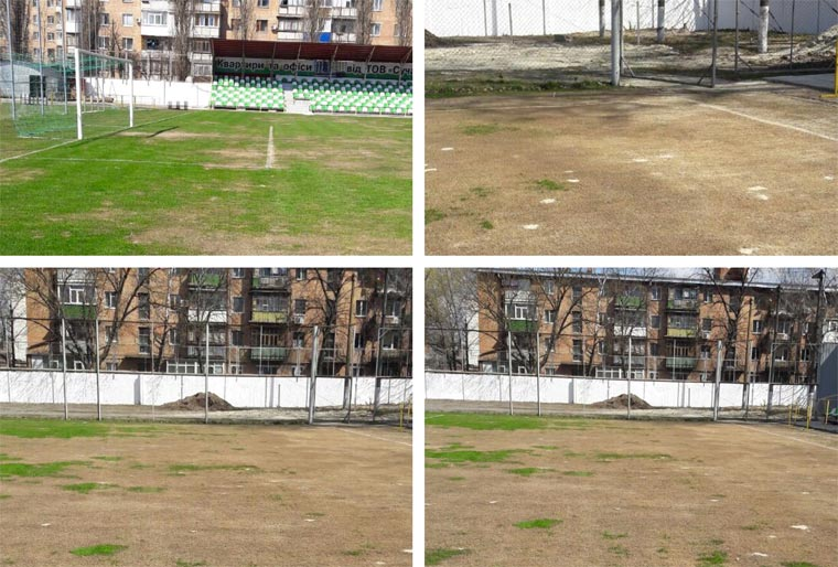 Кубок Украины: «Динамо» обыграло «Нефтяник»