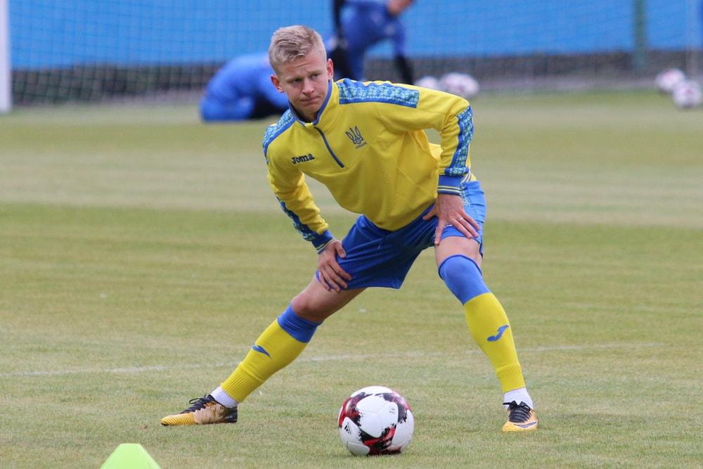 Полузащитник сборной Украины может продолжить карьеру виспанской Примере