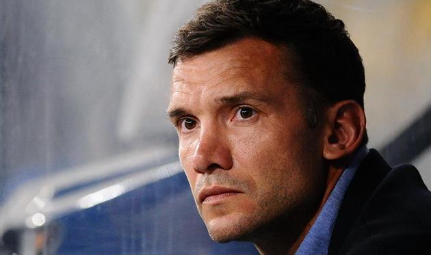 Шевченко остается напосту тренера сборной Украинского государства наследующие два года