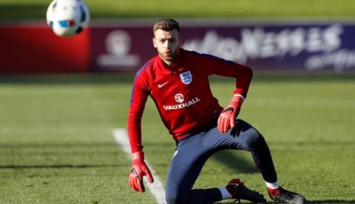 Вратарь «Манчестер Сити» заменит Батленда всборной Британии