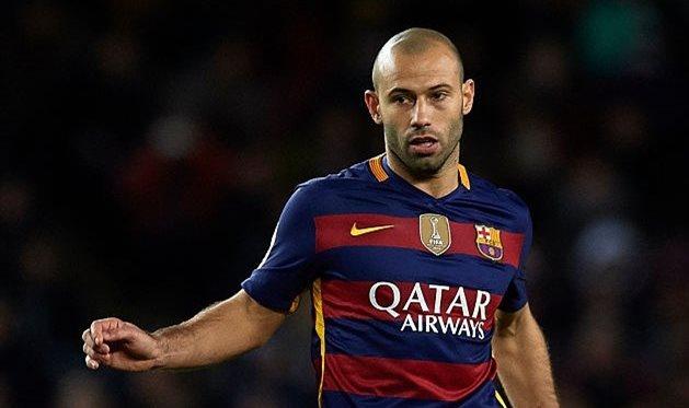 Китайский клуб сделал предложение «Барселоне» поМаскерано