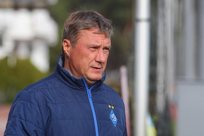 Хацкевич рассказал обинтересе Динамо ксербскому полузащитнику