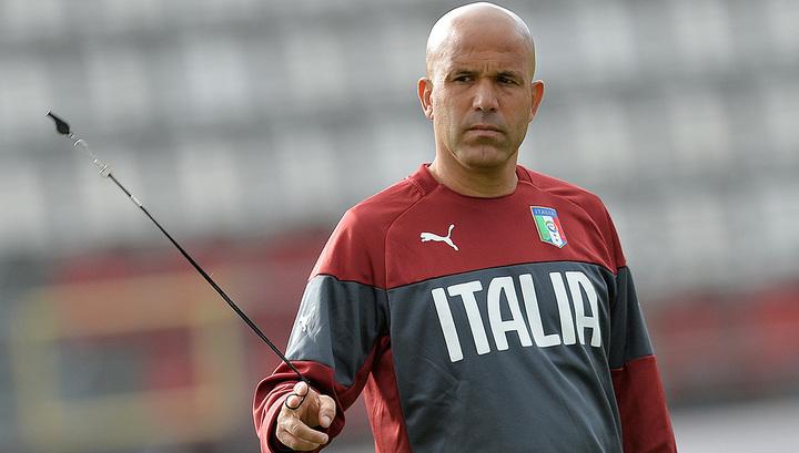 Луиджи диБьяджо будет основным тренером сборной Италии вближайших 2-х матчах