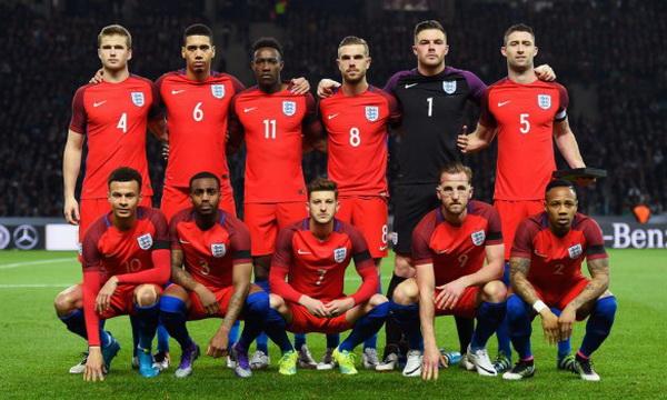 Сборная англии по футболу официальный сайт