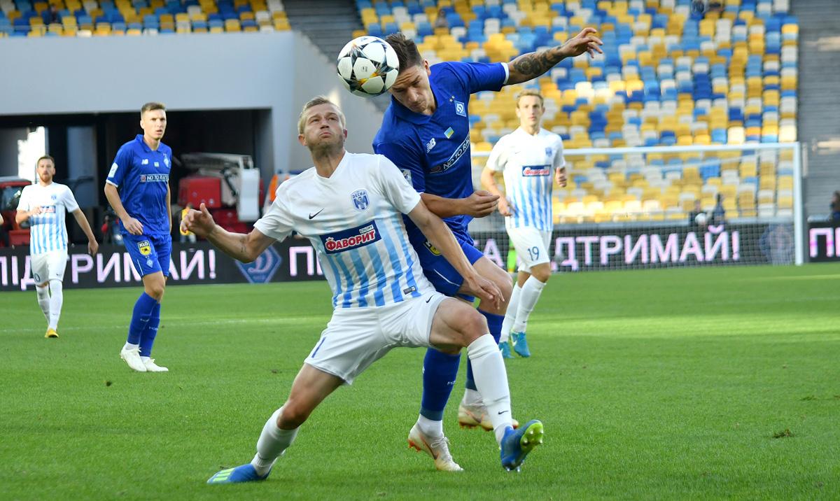 Футбол Гент - Динамо Киев 23.09.2020 смотреть онлайн