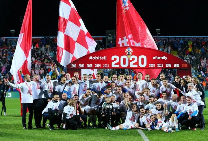 Хорватия еще ни разу не проигрывала дома в отборах на Евро (18 ноября 2019  г.) — Динамо Киев от Шурика
