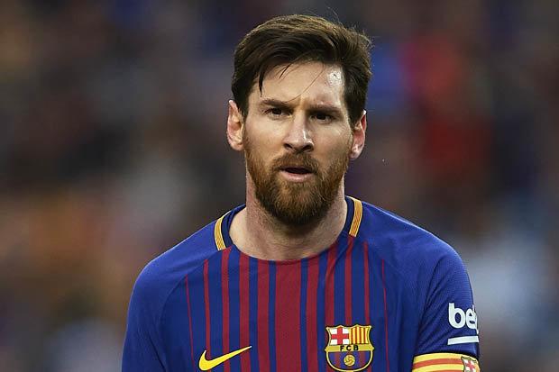 Месси самый высокооплачиваемый футболист мире