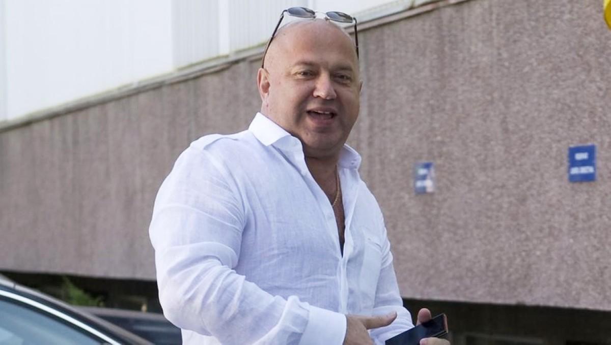 Футбольный агент Дмитрий Селюк