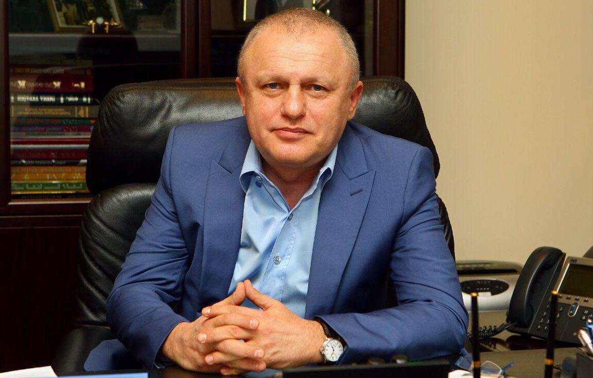 Игорю Суркису — 62! Поздравление от всего коллектива «Динамо»