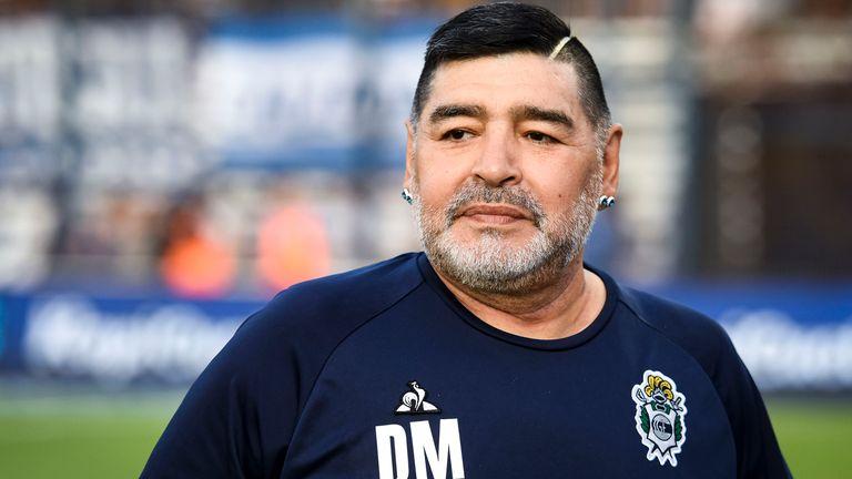 Кубок аргентинской лиги переименовали в честь Диего Марадоны